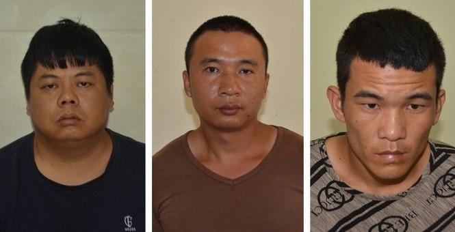 Khởi tố 3 đối tượng người Trung Quốc trộm thông tin thẻ ATM chiếm đoạt tài sản - ảnh 2