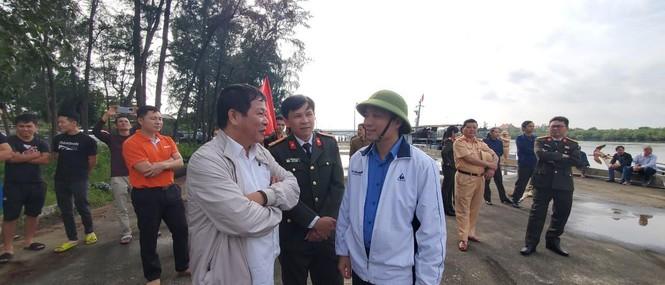 Bí thư Hà Tĩnh nhận bàn giao Cano cứu trợ dân vùng lũ - ảnh 3