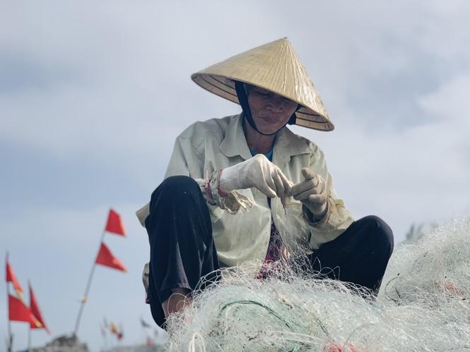 Được mùa cá cháo, ngư dân Hà Tĩnh thu tiền triệu mỗi chuyến ra khơi - ảnh 13