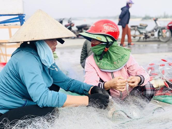 Được mùa cá cháo, ngư dân Hà Tĩnh thu tiền triệu mỗi chuyến ra khơi - ảnh 6