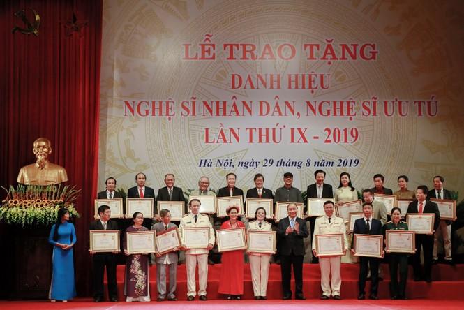 NS Trần Hạnh: Vui nhận NSND ở tuổi 90 nhưng đó không phải là mục đích làm nghề - ảnh 7