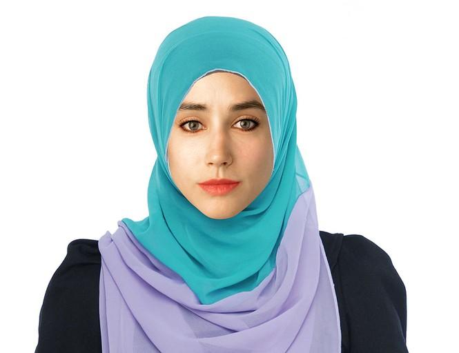 Ngắm nhan sắc phụ nữ các nước qua cùng một gương mặt - ảnh 8