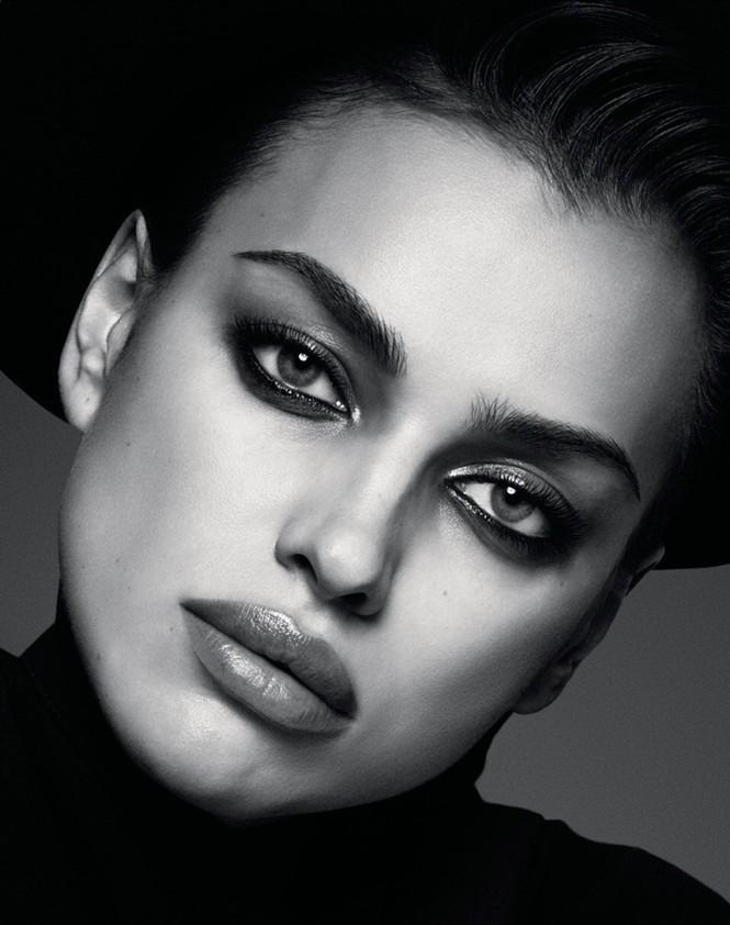 Mỹ nhân Nga Irina Shayk khác lạ với style quý ông - ảnh 5