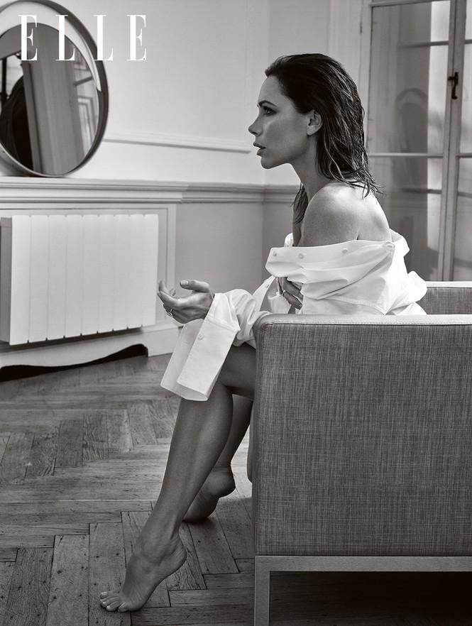 Victoria Beckham tiết lộ bí quyết cân bằng công việc và gia đình - ảnh 4