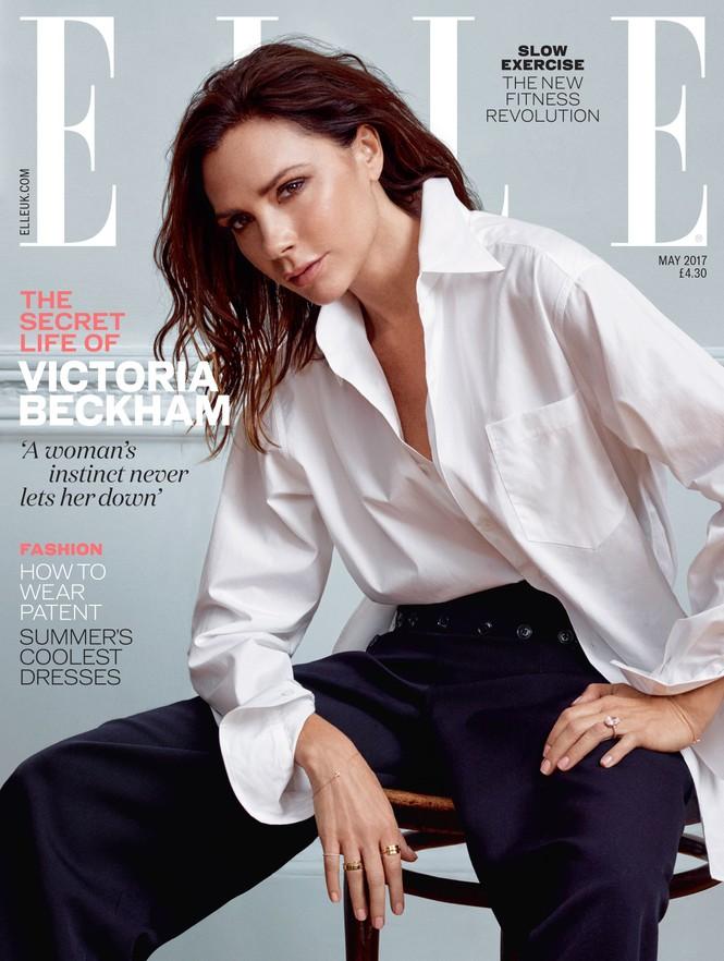Victoria Beckham tiết lộ bí quyết cân bằng công việc và gia đình - ảnh 1