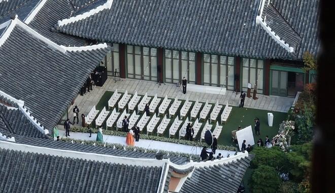 đám cưới Song Hye Kyo - Song Joong Ki - ảnh 11