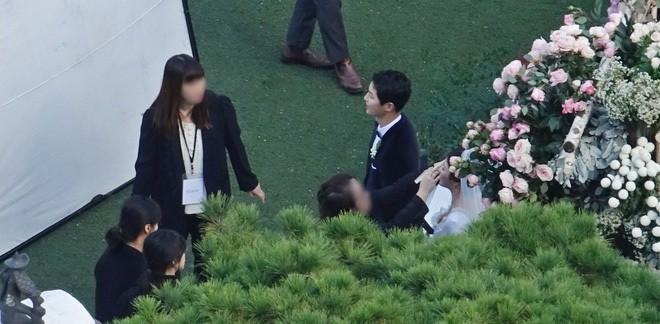đám cưới Song Hye Kyo - Song Joong Ki - ảnh 4