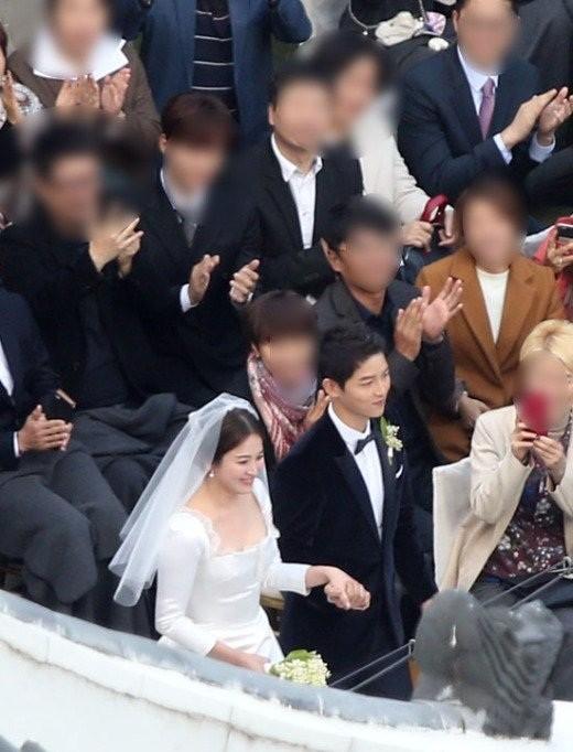 đám cưới Song Hye Kyo - Song Joong Ki - ảnh 9