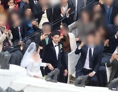 đám cưới Song Hye Kyo - Song Joong Ki - ảnh 7