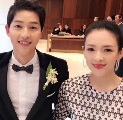 đám cưới Song Hye Kyo - Song Joong Ki - ảnh 16