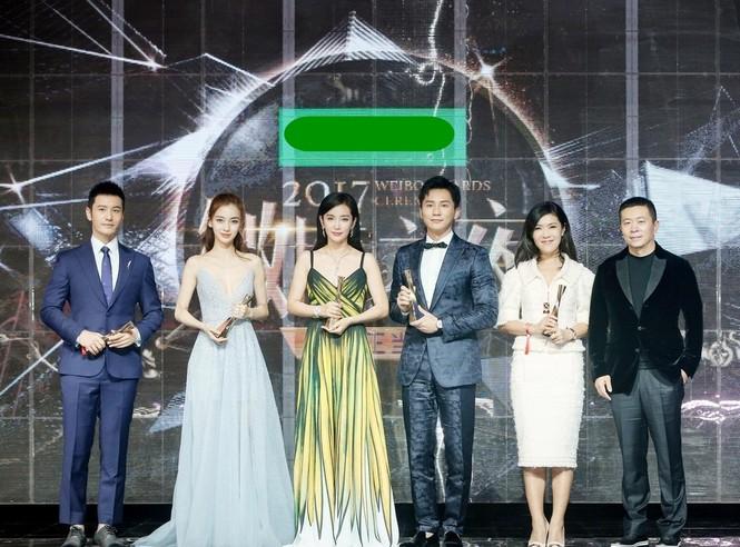 'Nữ hoàng Weibo' Dương Mịch mặc gợi cảm, đọ sắc Angelababy - ảnh 7