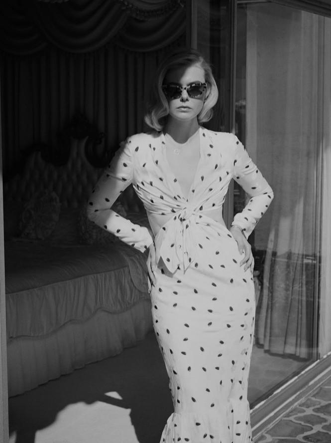 Giám khảo 'tiên nữ giáng trần' của LHP Cannes nóng bỏng tại Ý - ảnh 22
