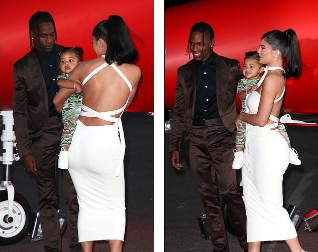 Tiểu thư tỉ phú nhà Kardashian dáng đẹp gợi tình bên bạn trai - ảnh 4