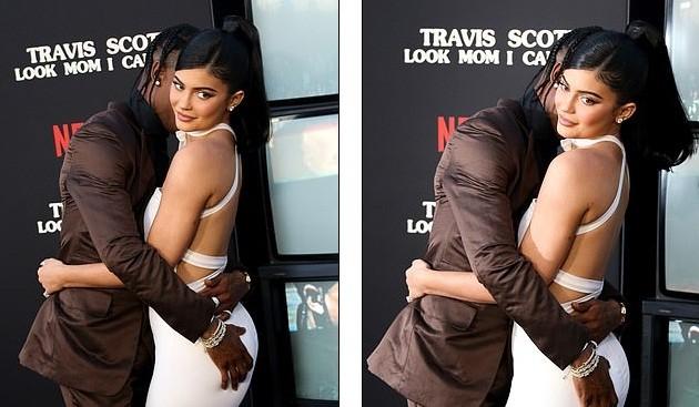 Tiểu thư tỉ phú nhà Kardashian dáng đẹp gợi tình bên bạn trai - ảnh 10