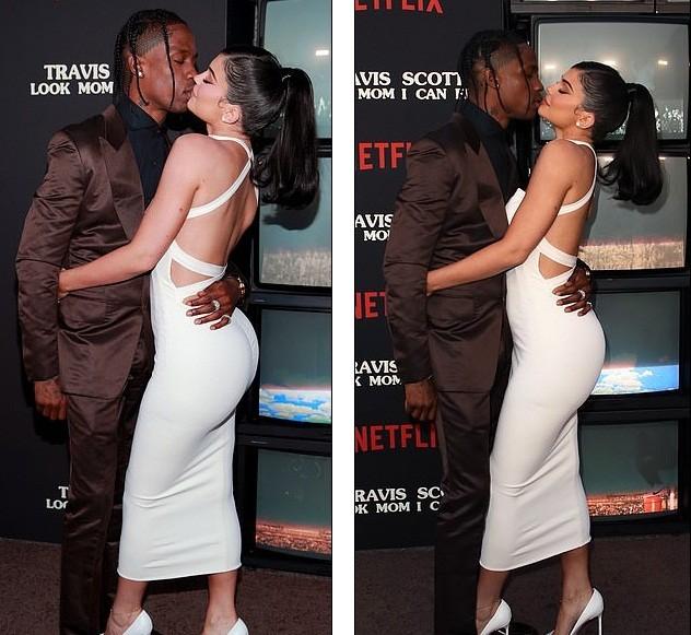 Tiểu thư tỉ phú nhà Kardashian dáng đẹp gợi tình bên bạn trai - ảnh 11