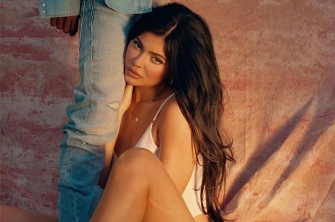 Em út tỉ phú nhà Kardashian nóng bỏng trên Playboy - ảnh 2