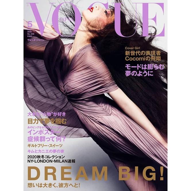 Vẻ đẹp trong veo như nàng thơ của người mẫu 17 tuổi Nhật Bản - ảnh 21