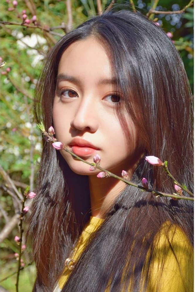 Vẻ đẹp trong veo như nàng thơ của người mẫu 17 tuổi Nhật Bản - ảnh 7