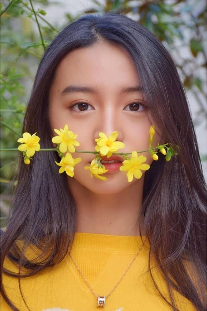 Vẻ đẹp trong veo như nàng thơ của người mẫu 17 tuổi Nhật Bản - ảnh 8