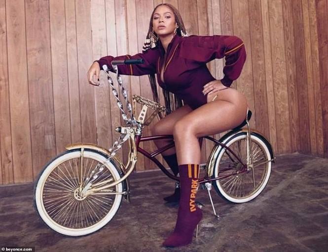 Beyonce rực lửa với đường cong đẫy đà - ảnh 7