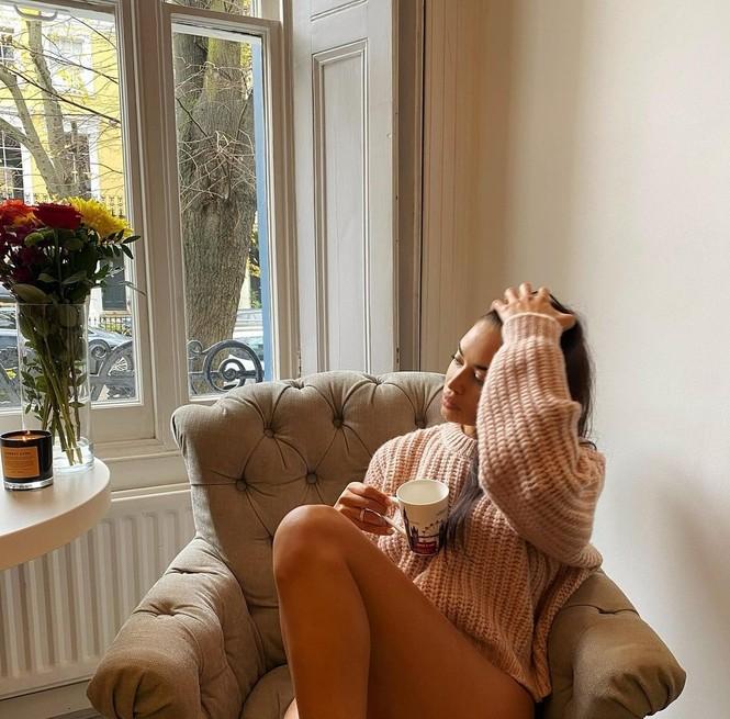 Ánh nude đen trắng đậm chất nghệ thuật của người mẫu Shanina Shaik - ảnh 9