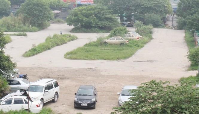 Cận cảnh 7 sân dạy lái xe 'chui' hoạt động công khai giữa Hà Nội nhiều năm - ảnh 10