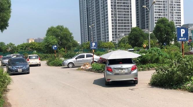 Cận cảnh 7 sân dạy lái xe 'chui' hoạt động công khai giữa Hà Nội nhiều năm - ảnh 1