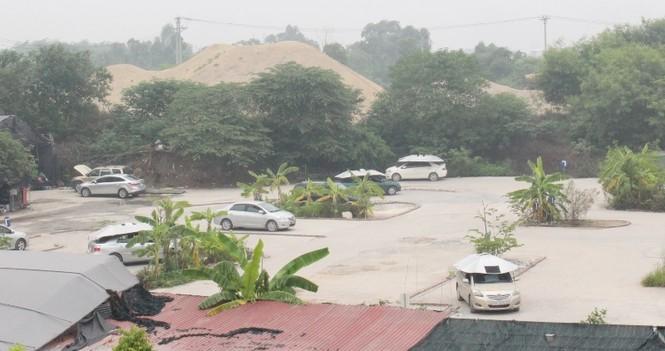 Cận cảnh 7 sân dạy lái xe 'chui' hoạt động công khai giữa Hà Nội nhiều năm - ảnh 4