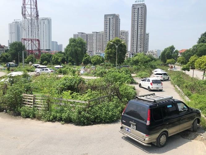 Cận cảnh 7 sân dạy lái xe 'chui' hoạt động công khai giữa Hà Nội nhiều năm - ảnh 6