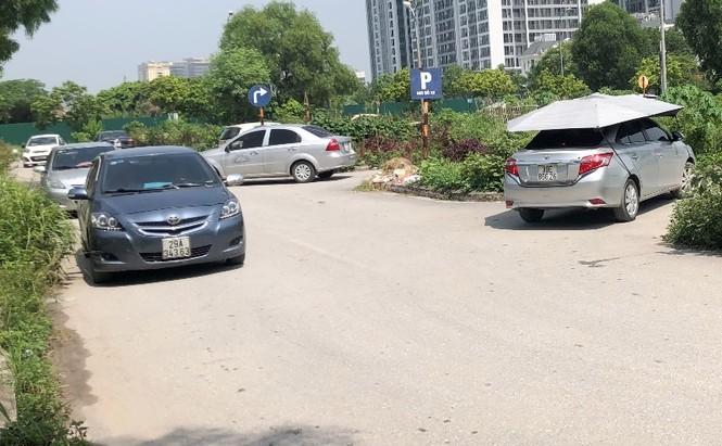 Cận cảnh 7 sân dạy lái xe 'chui' hoạt động công khai giữa Hà Nội nhiều năm - ảnh 7