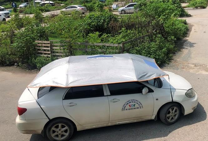 Cận cảnh 7 sân dạy lái xe 'chui' hoạt động công khai giữa Hà Nội nhiều năm - ảnh 8