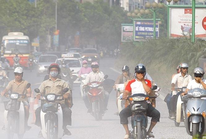Bộ Chính trị yêu cầu khắc phục ngay ô nhiễm không khí ở Hà Nội và TPHCM - ảnh 2