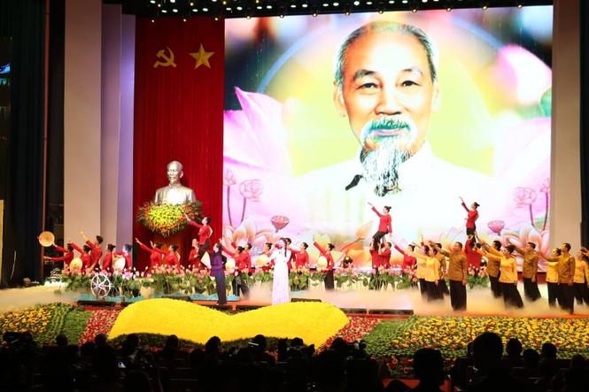 Lễ kỷ niệm 50 năm thực hiện Di chúc của Chủ tịch Hồ Chí Minh - ảnh 5