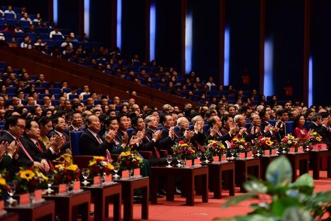 Lễ kỷ niệm 50 năm thực hiện Di chúc của Chủ tịch Hồ Chí Minh - ảnh 2