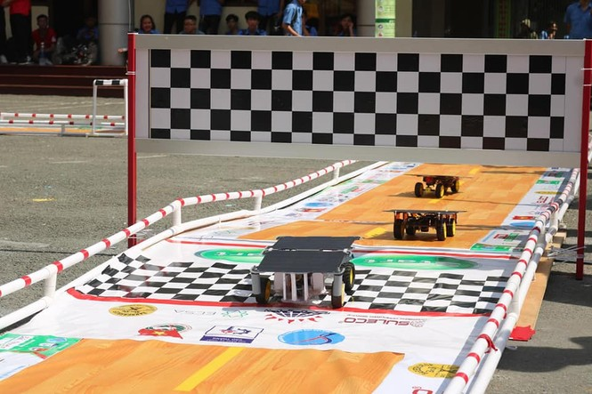 """Solar Car Challenge lần 3 năm 2020"" - ảnh 4"