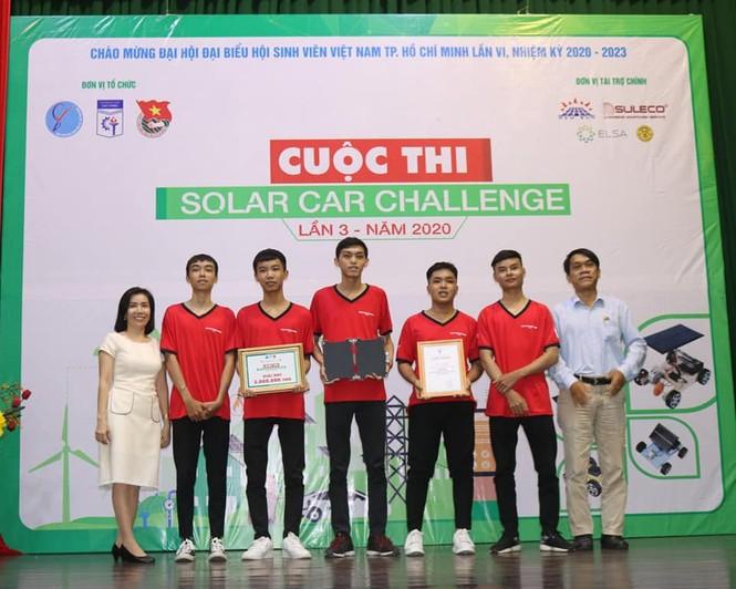 """Solar Car Challenge lần 3 năm 2020"" - ảnh 10"