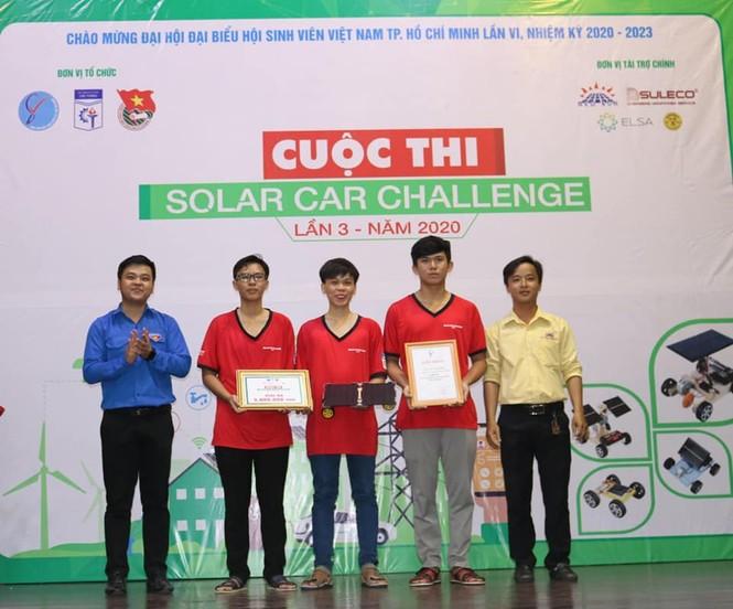 """Solar Car Challenge lần 3 năm 2020"" - ảnh 9"