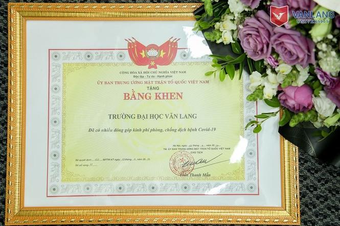 Trường ĐH Văn Lang - ảnh 2