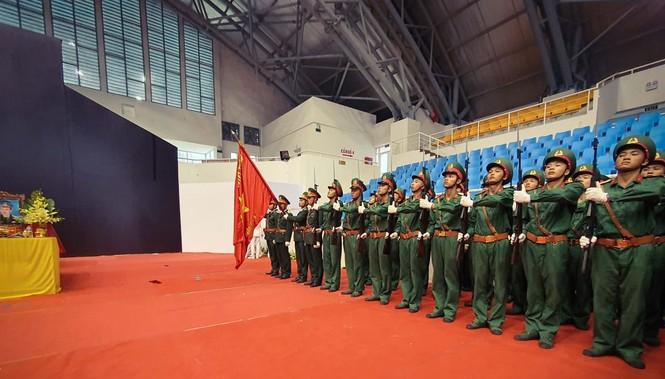 Rưng rưng lễ tang 22 chiến sĩ hy sinh tại Quảng Trị - ảnh 5