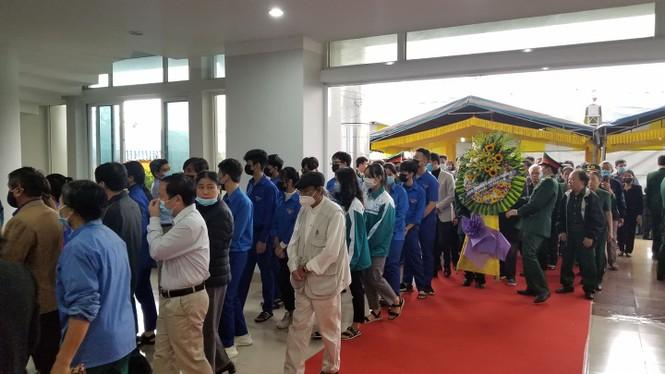 Rưng rưng lễ tang 22 chiến sĩ hy sinh tại Quảng Trị - ảnh 12