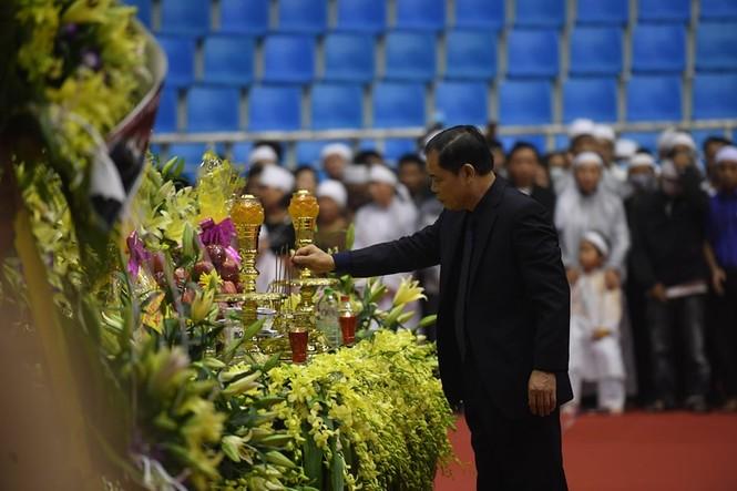 Rưng rưng lễ tang 22 chiến sĩ hy sinh tại Quảng Trị - ảnh 14