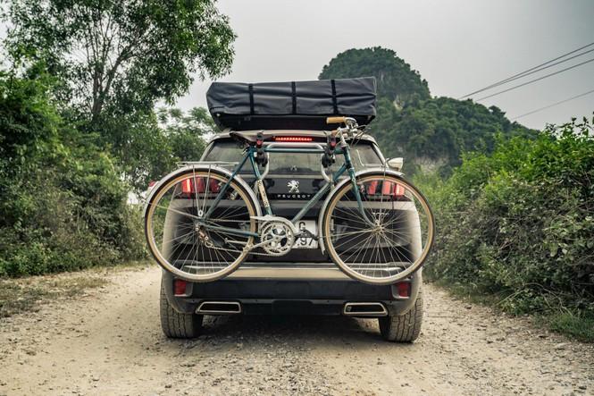 Tạp chí xe của Anh chạy thử Peugeot 3008 độ ở Việt Nam - ảnh 5