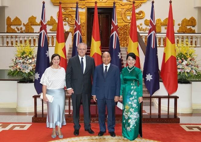 Việt Nam – Australia nhất trí hợp tác sâu rộng về an ninh quốc phòng - ảnh 1