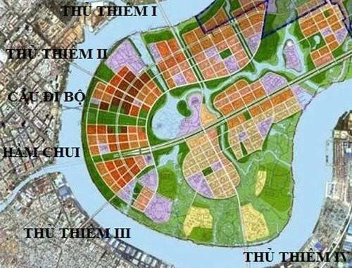 TP HCM khởi động dự án cầu Thủ Thiêm 4 trị giá 5.200 tỉ đồng - ảnh 1