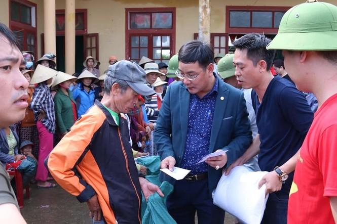 Báo Xây dựng chung tay hỗ trợ đồng bào miền Trung bị thiệt hại do mưa lũ - ảnh 3