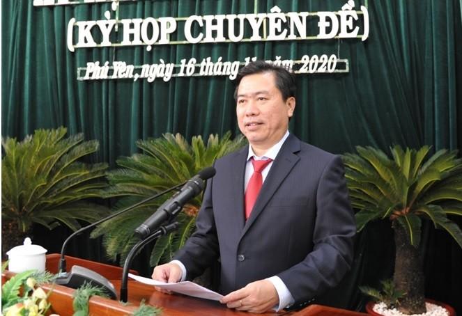 Bầu bổ sung 6 tân Chủ tịch HĐND, Chủ tịch UBND tỉnh - ảnh 3