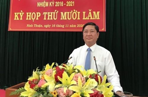 Bầu bổ sung 6 tân Chủ tịch HĐND, Chủ tịch UBND tỉnh - ảnh 5