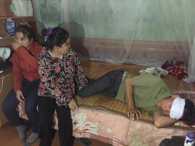 Nhói lòng tiếng thét vùng quê nghèo vụ tai nạn 3 trẻ tử vong - ảnh 3