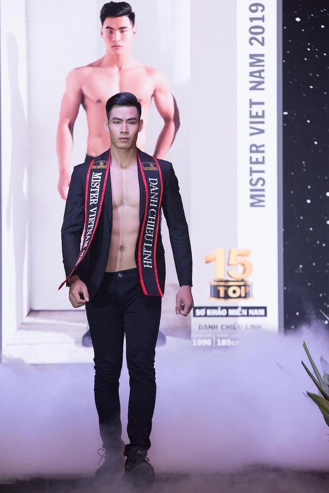 'Nhức mắt' với body chuẩn 6 múi của các thí sinh Mister Việt Nam 2019 - ảnh 3