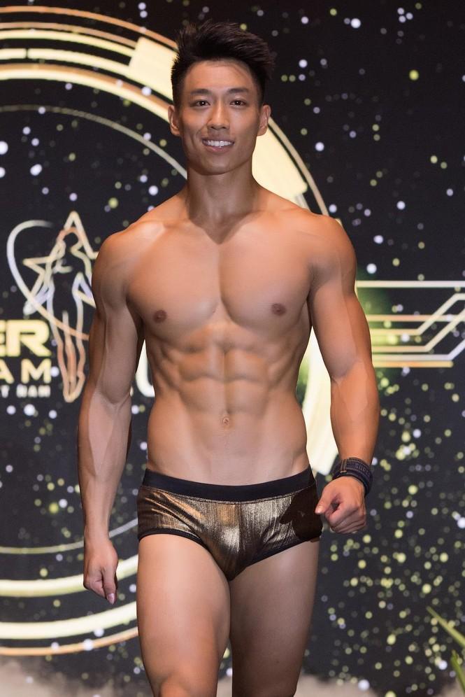 'Nhức mắt' với body chuẩn 6 múi của các thí sinh Mister Việt Nam 2019 - ảnh 8